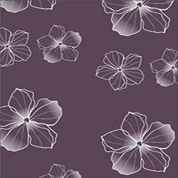 112 Purple Flower