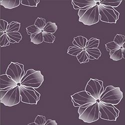 112 Purple Flower